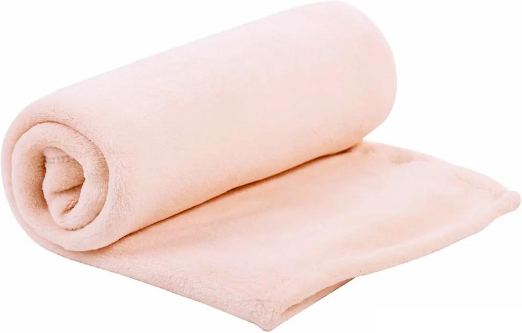 Cobertor Papi Antialérgico Microfibra Bege