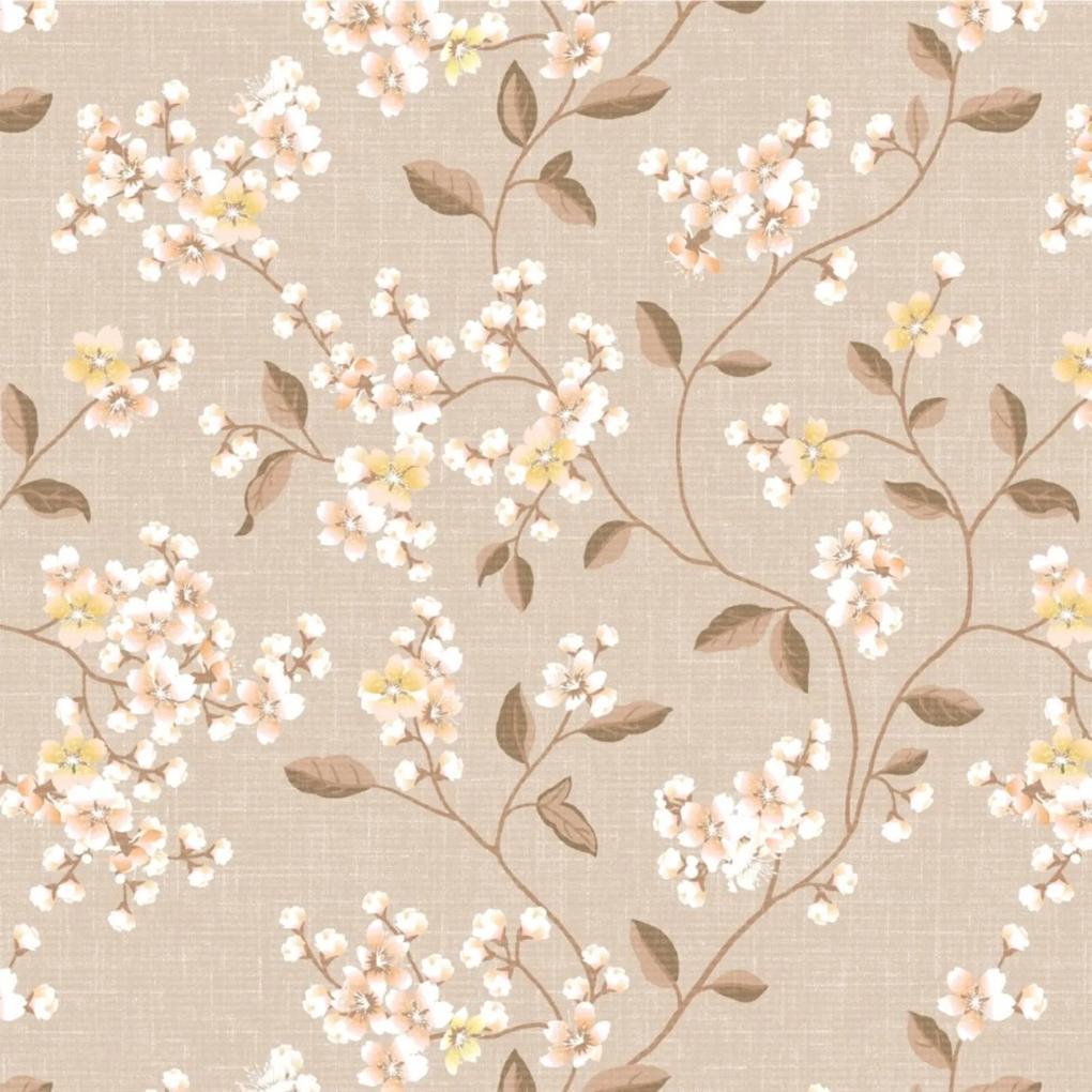 Papel de Parede StickDecor Adesivo Floral Galhos