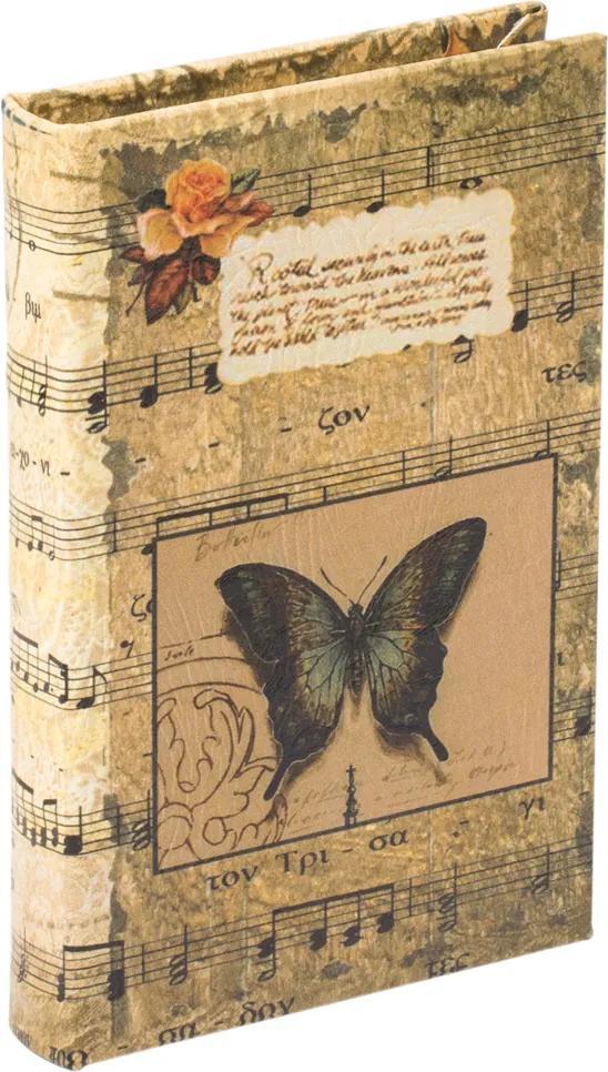 Livro Decorativo Van