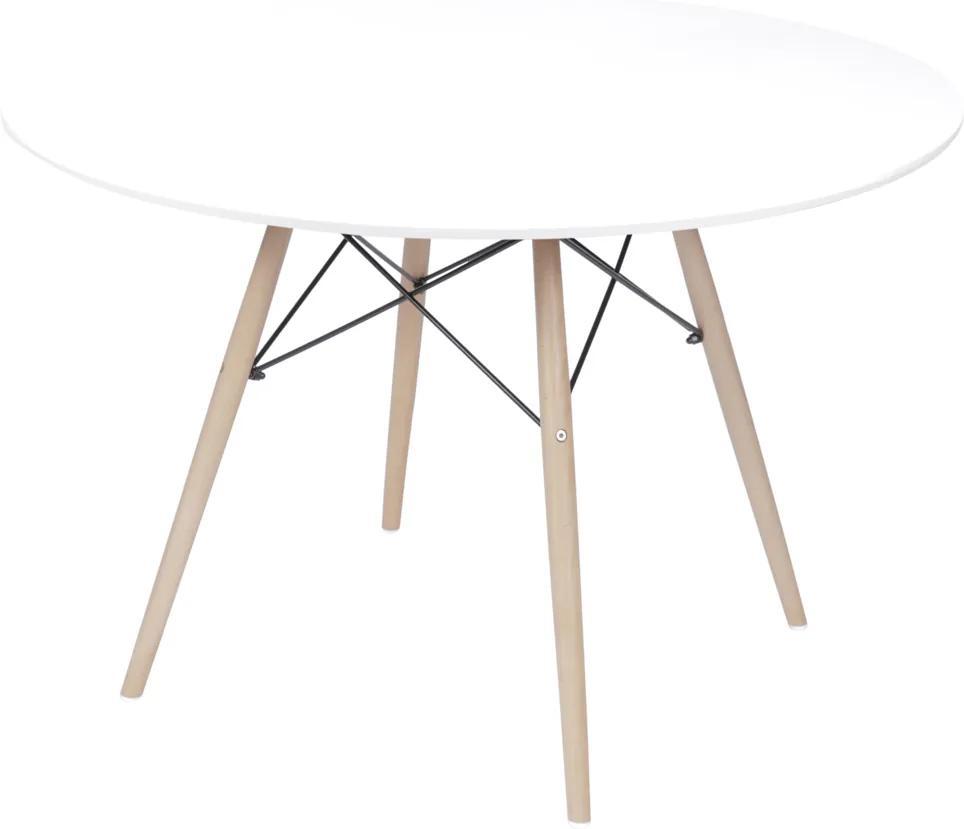 Mesa de Jantar DKR - Branca