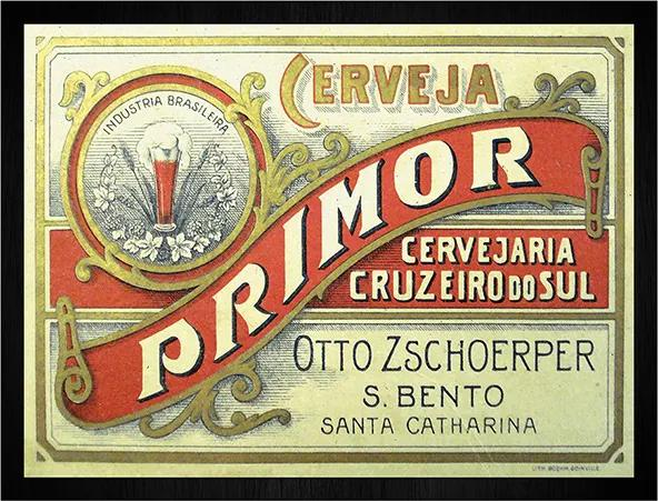 Quadro Cerveja Primor