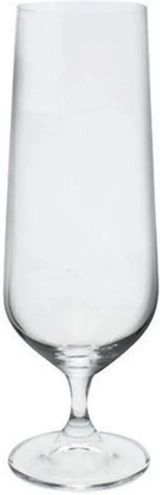 Jogo 6 Taças Para Cerveja em Vidro Bohemia 380ml - FULL FIT