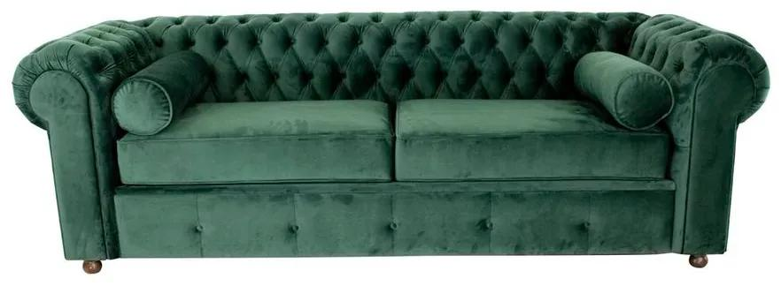 Sofá Chesterfield 03 Lugares 2.30 - Wood Prime 26431