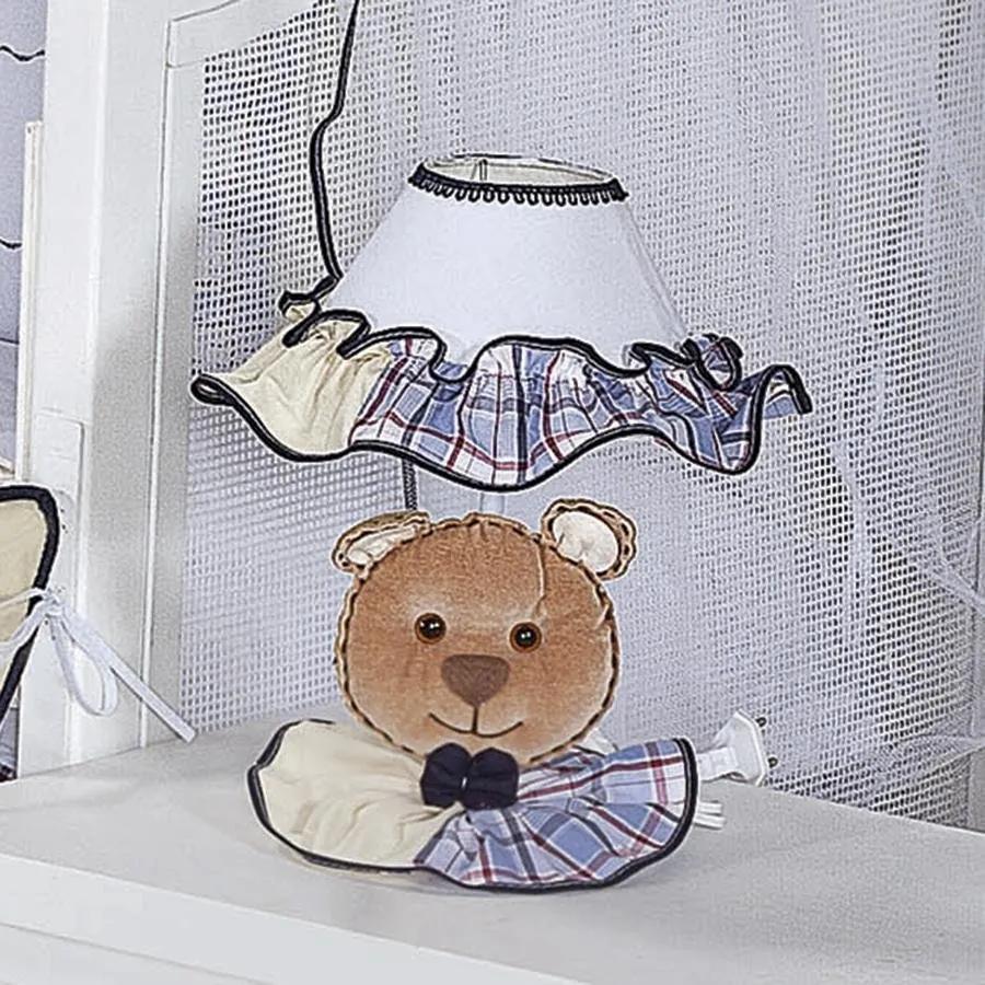 Abajur Urso Nino Bege