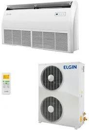 Ar Condicionado Split Piso Teto Atualle Eco Elgin 60.000 BTUs Só Frio 220V Trifásico