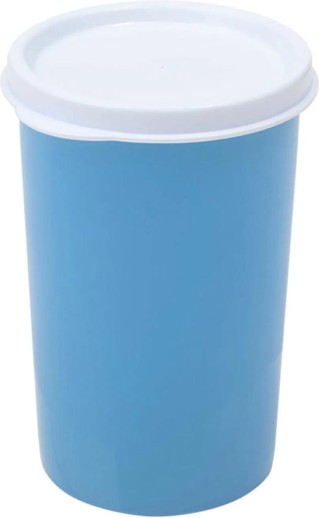 Copo hermético turim dup azul Claro 400ml
