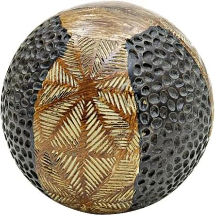 Bola NIARA resina 10cm Ilunato AE0020