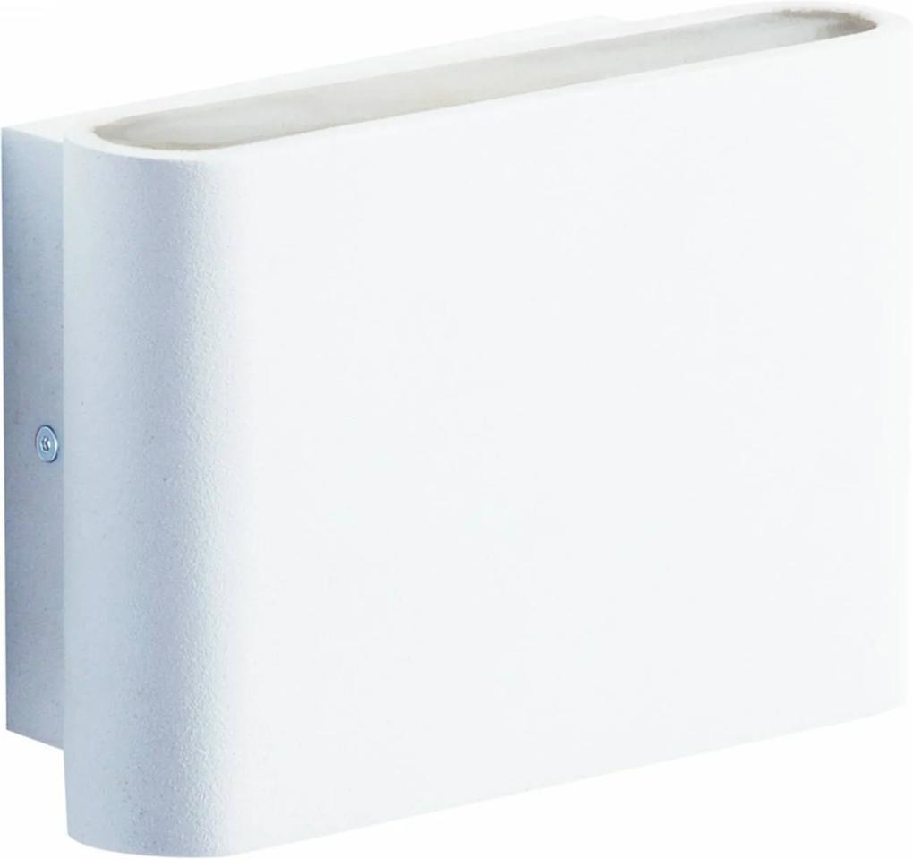 arandela PAD led 11cm branca 3w BELLA LZ010