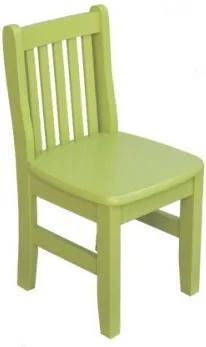 Par de Cadeiras Infantis Clever Verde
