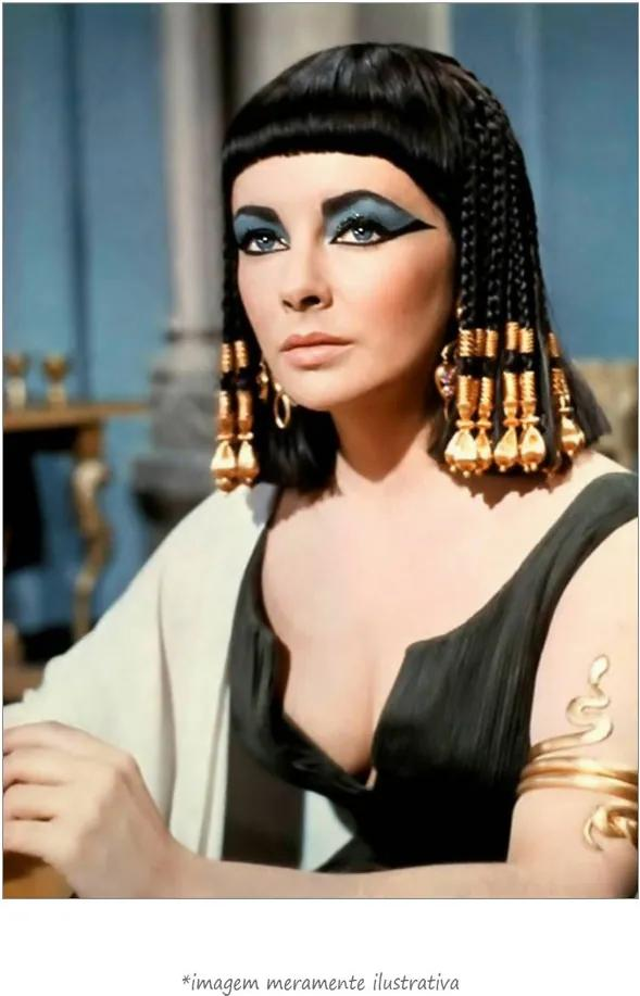 Poster Elizabeth Taylor - Cleópatra (60x90cm, Apenas Impressão)