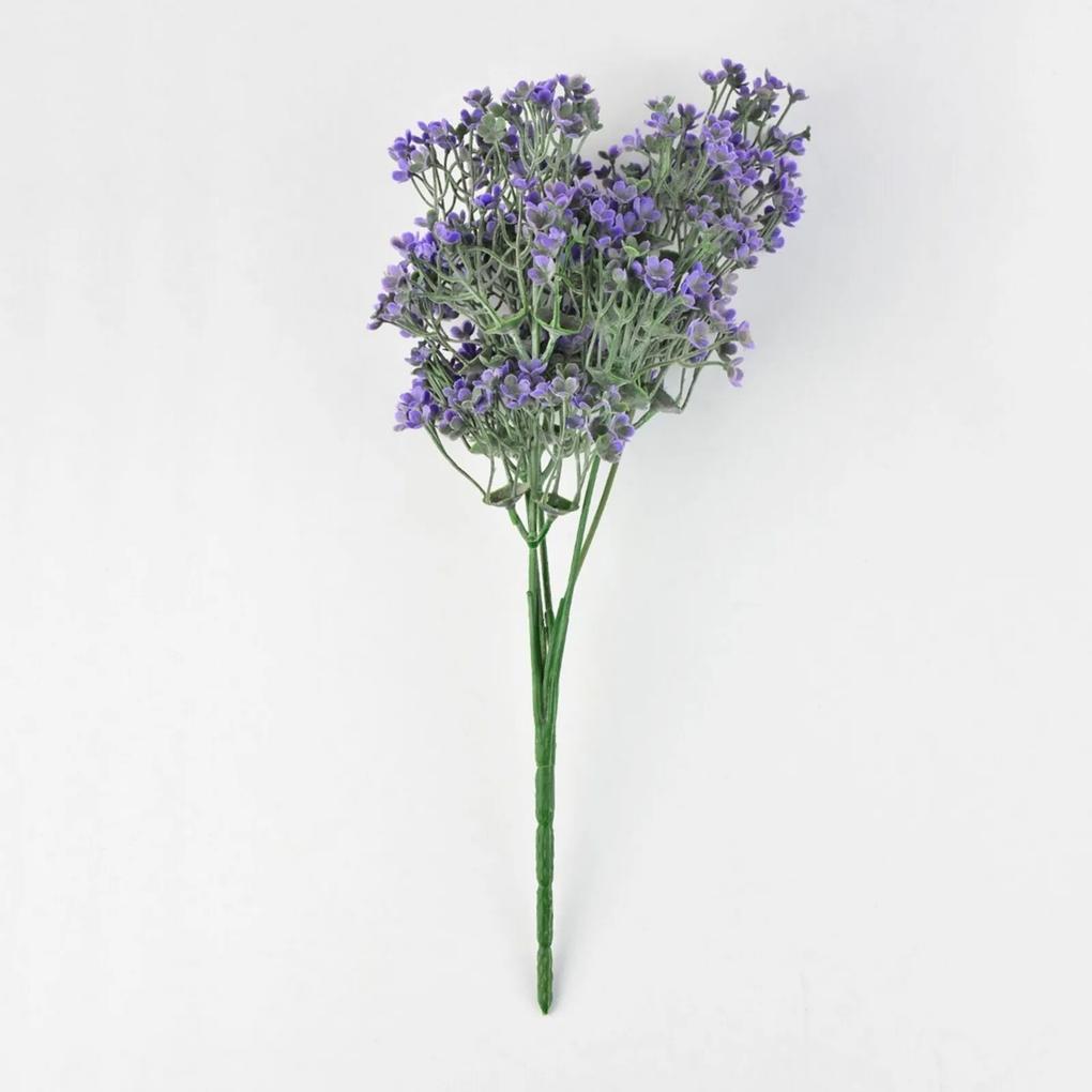 Flor Permanente Branco