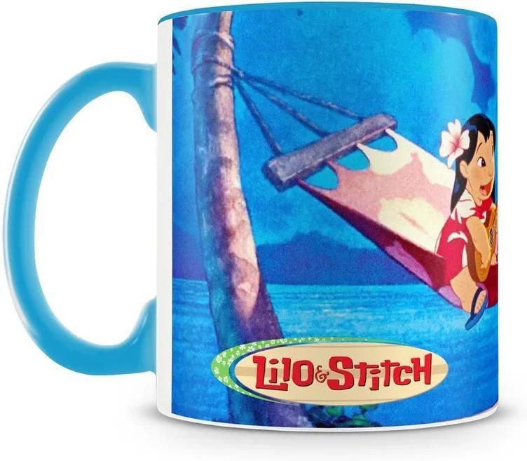 Caneca Personalizada Lilo e Stitch (Mod.2)