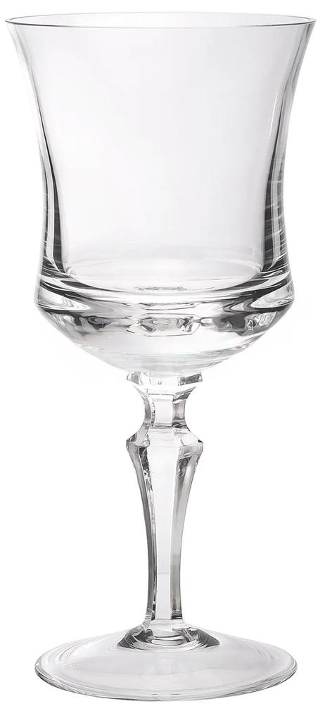 Taça de Cristal Lapidado P/ Vinho Branco 330ml