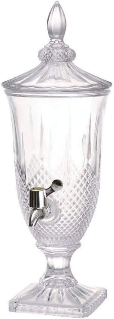 Suqueira De Cristal Ou Dispenser  1,8 Lt