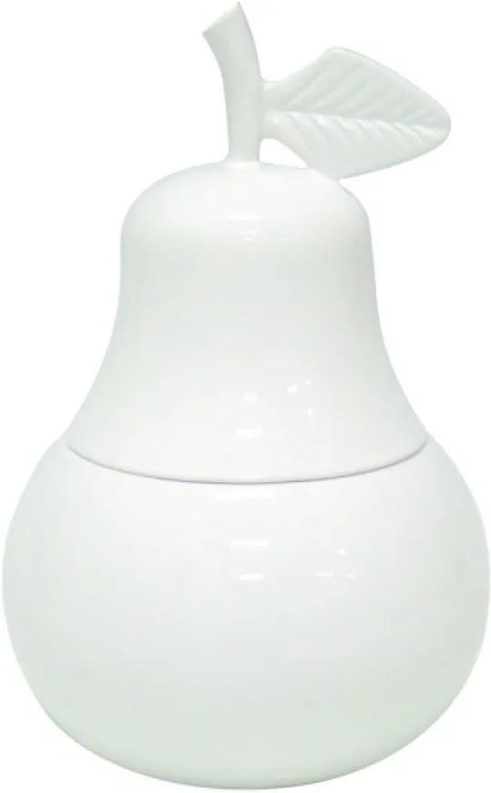 pote decorativo PERA  ceramica 18 cm Ilunato QC0207