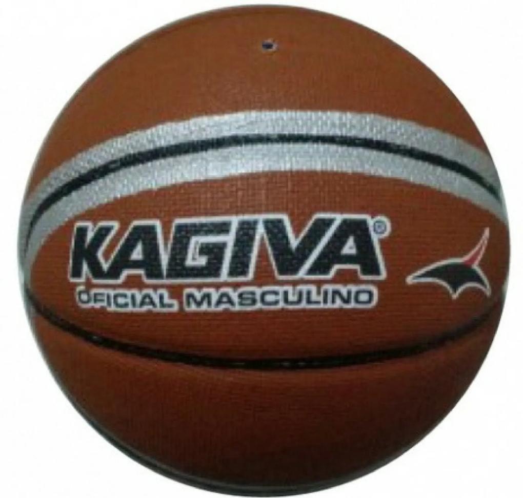 Bola Basquete Kagiva Laranja