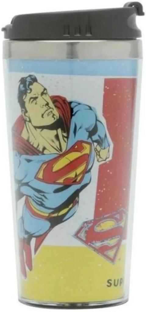 Copo Térmico Viagem Superman Incolor