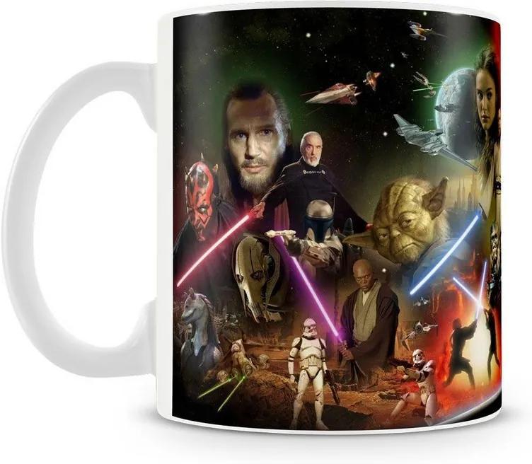 Caneca Personalizada Star Wars