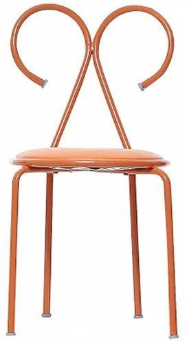 Cadeira Fantasminha INFANTIL Mouse cor Laranja - 44184 Sun House