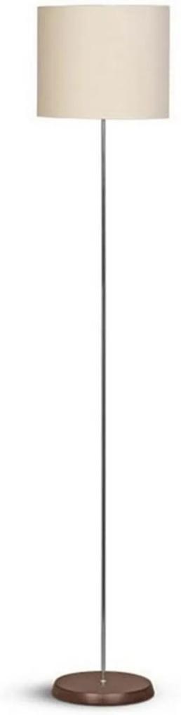 Luminária de Coluna 160cm Wengue 699.12 Trevisan
