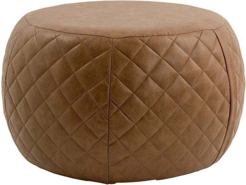 Puff Sinai Tressê 55x55 cm - Wood Prime DM 31354