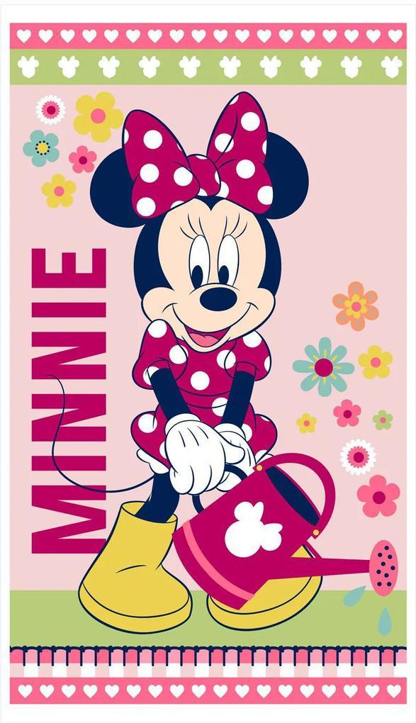 Toalha Minnie Flower
