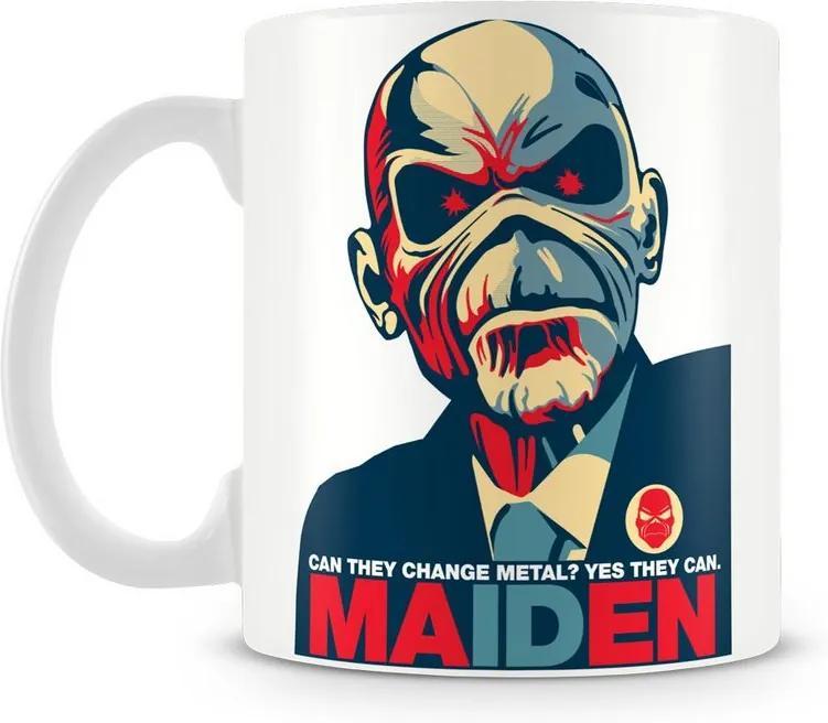 Caneca Personalizada Iron Maiden (Mod.1)