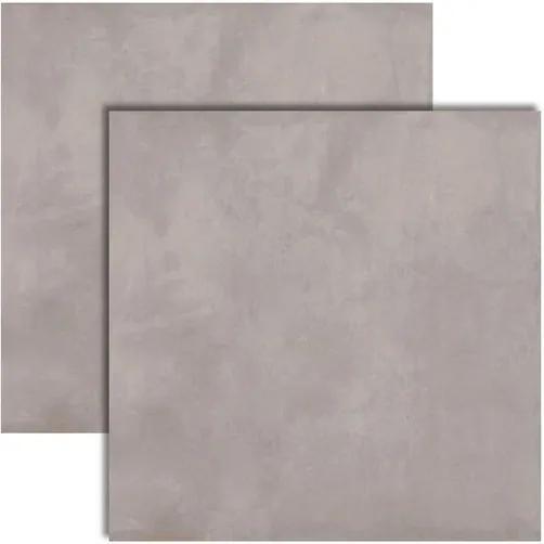 Porcelanato Soho Gris Lux Plus Polido Retificado 82x82cm - P82025 - Embramaco - Embramaco