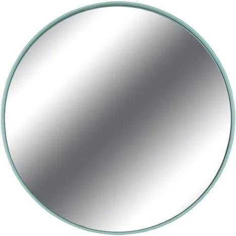 Espelho Redondo Lelis cor Menta 75 cm (LARG) - 43532 Sun House
