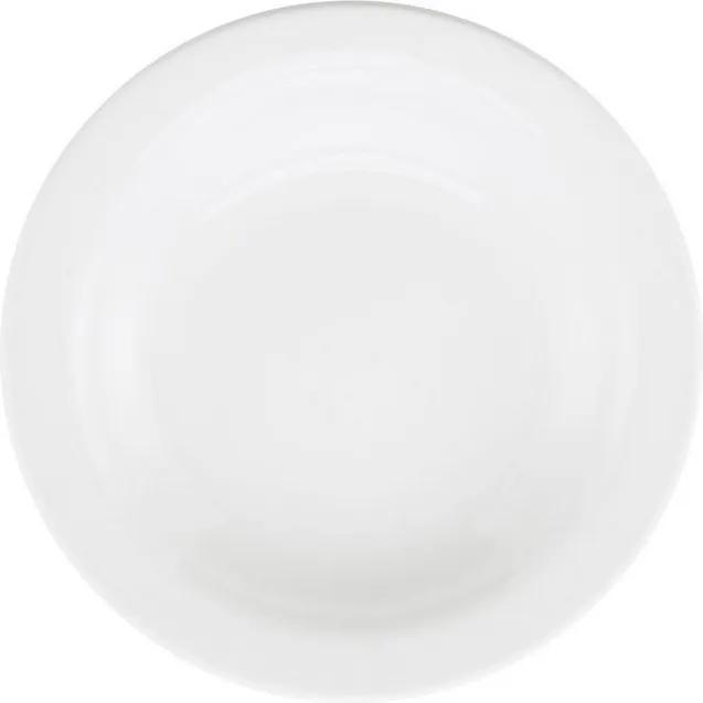Prato Fundo White 23cm - Oxford