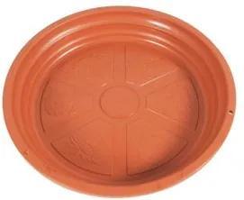 Prato para Vaso Plástico Nutriplan Cerâmica Nº2