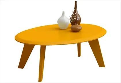 Mesa de Centro Ellis Amarelo - Artely