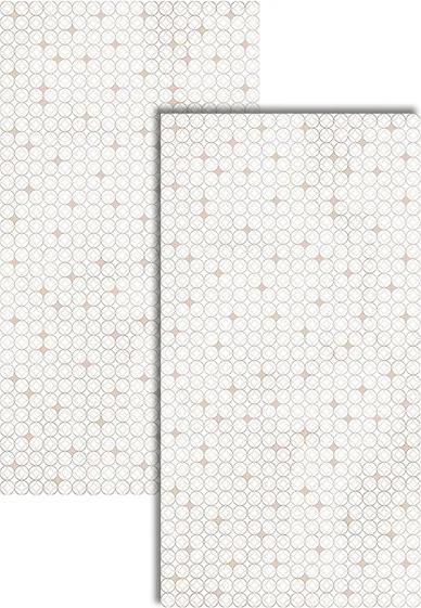 Revestimento Balls Circus Acetinado Retificado 33,8x64,3cm - 2896 - Ceusa - Ceusa