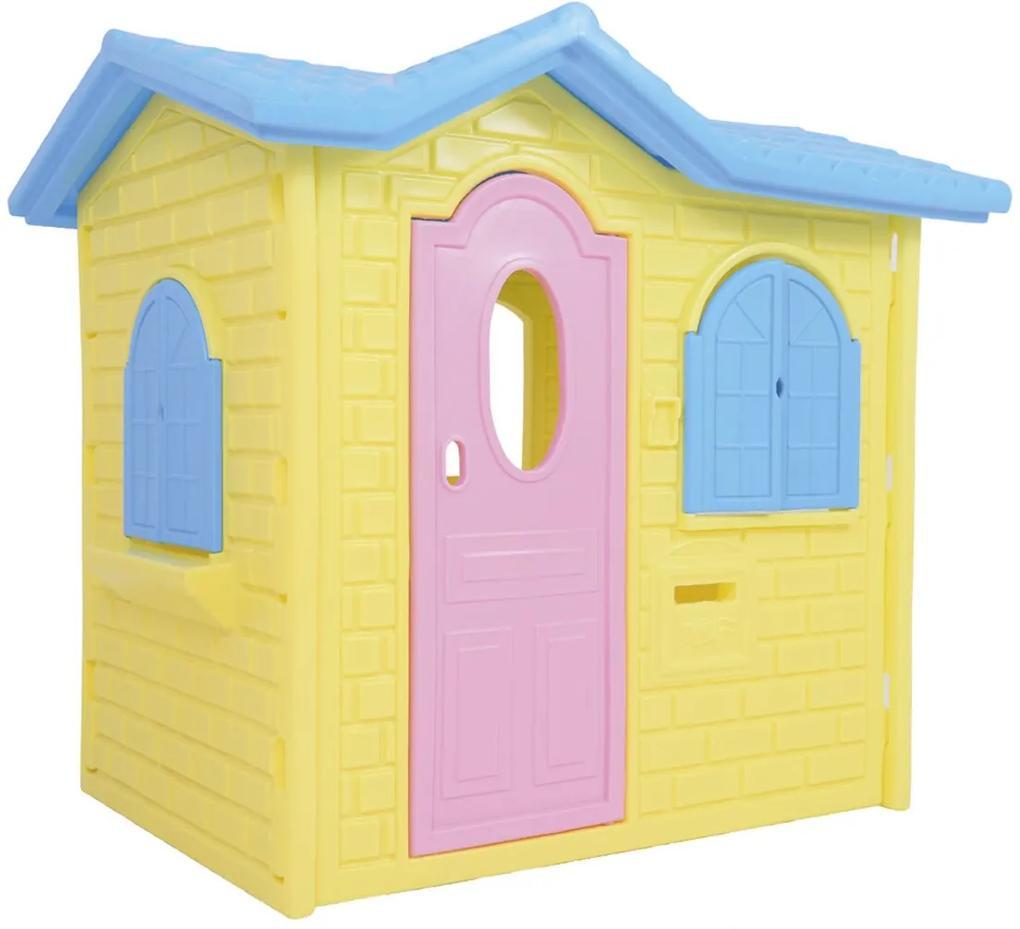 Casa Tropical Plus Amarela Xalingo