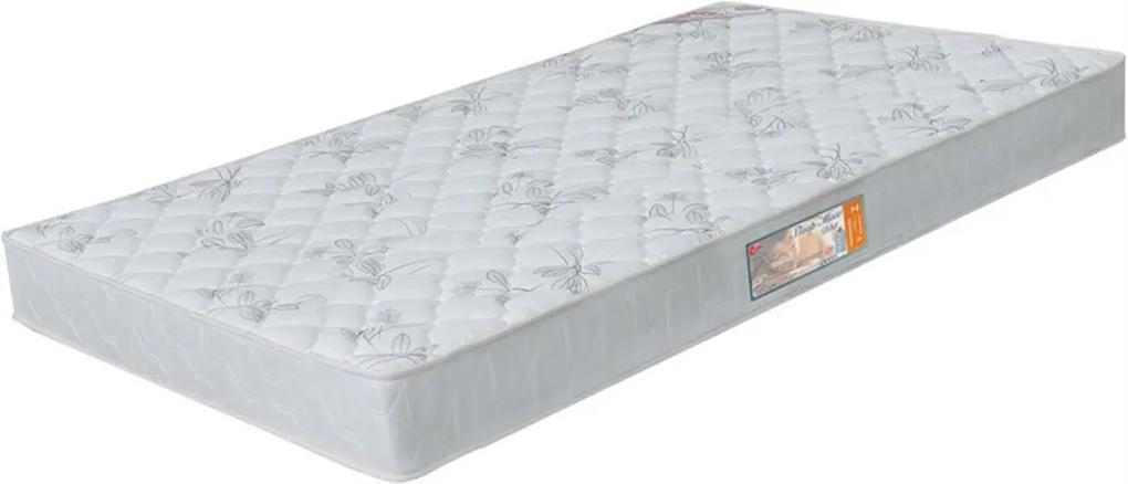 Colchão Espuma Sleep 78X188X15 Max D33 Bege Castor