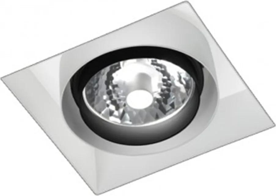 Embutido No Frame com foco Multidirecional para 1X AR111 - Bella Luce - BL1632/1