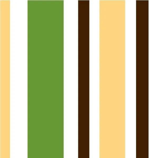 Papel De Parede Adesivo Listras Verde Marrom E Bege (0,58m x 2,50m)