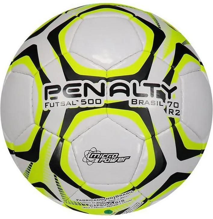 Bola de Futsal Brasil 70 500 R2 IX - Penalty