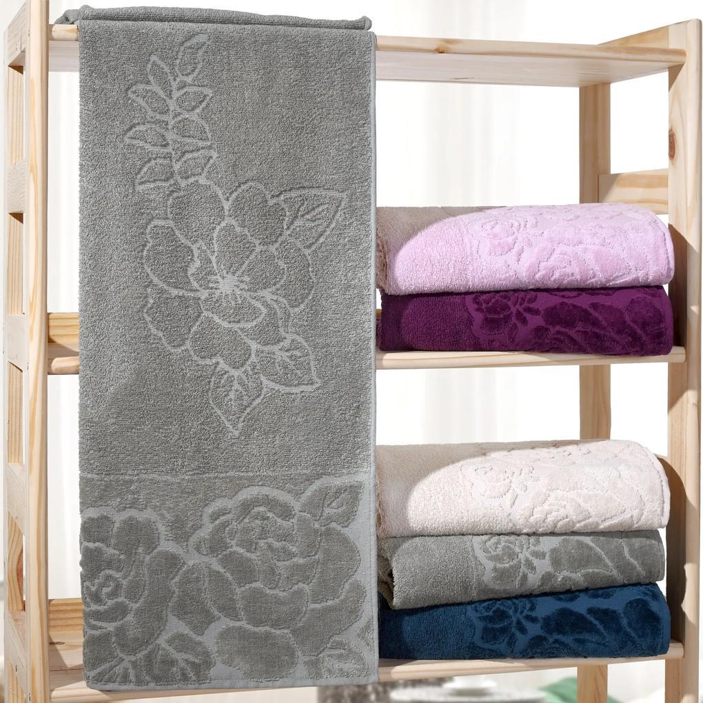 Toalha de Rosto Marselha Verde Matte – Bene Casa