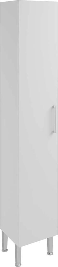 Paneleiro 1 Porta Branco Genialflex Móveis