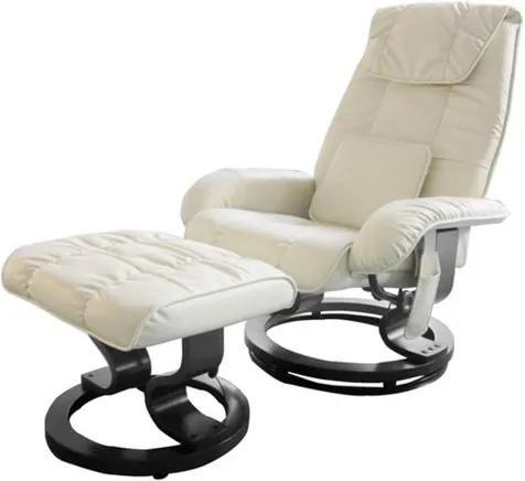 Poltrona de Massagem Louisiana Courissimo Creme - 11443 Sun House