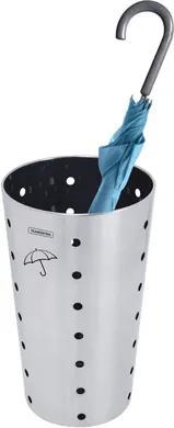 Porta Guarda-Chuva 20 litros com furação em Inox Tramontina 94540601