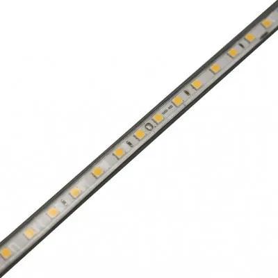 FITA DE LED 14.4W/M 127V 550LM/M 60LED/M 3000K 70 IP67 25M