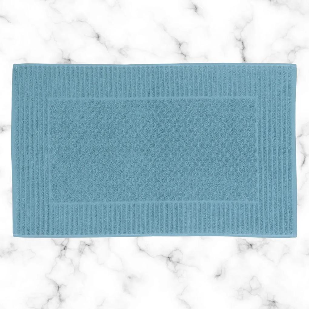 Toalha Piso  Altenburg Allday 100% Algodão Infinit Azul - 50Cm X 80Cm Azul
