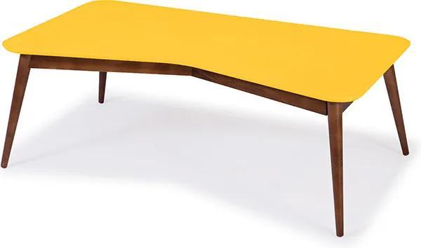 Mesa de Centro M Amarela