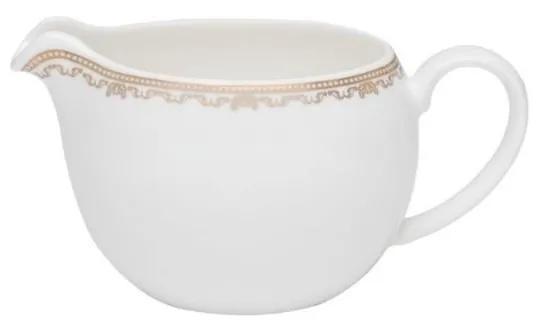 Leiteira Lumière Strauss - Porcelana  Porcelana