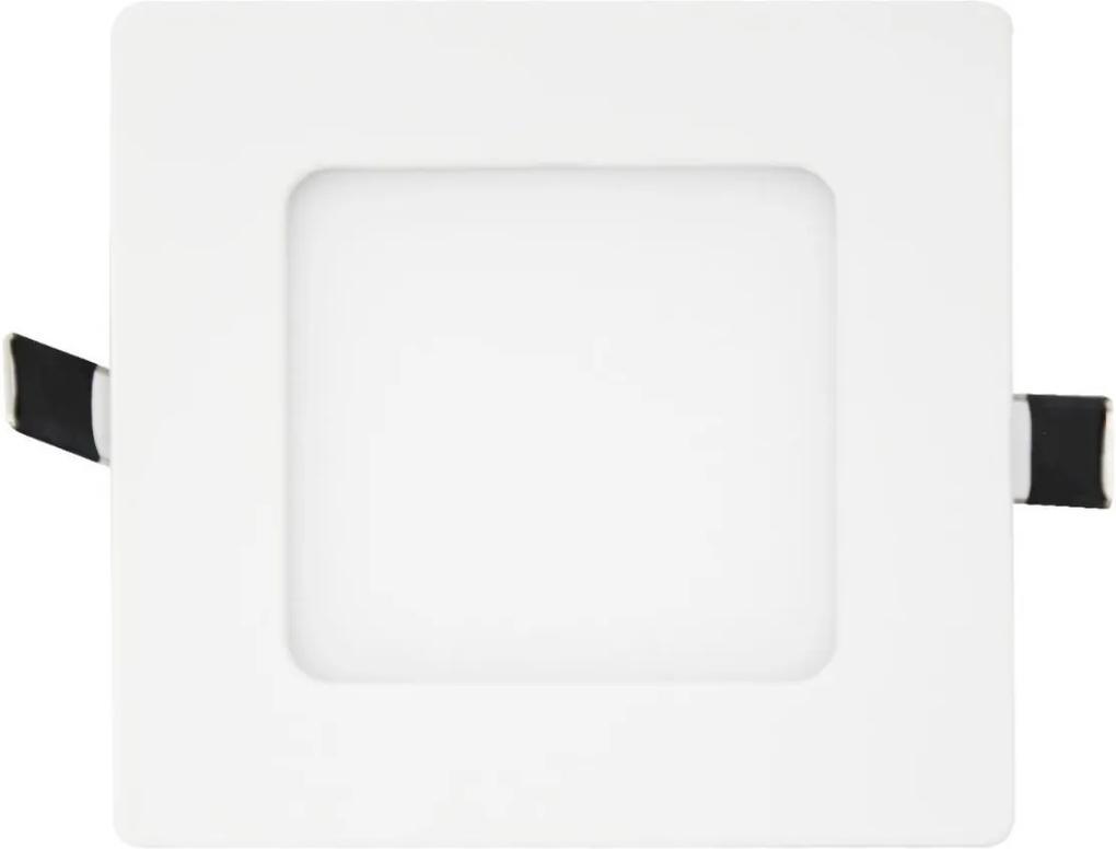 Plafon Led Embutir Quadrado 6w Luz Neutra 4000k