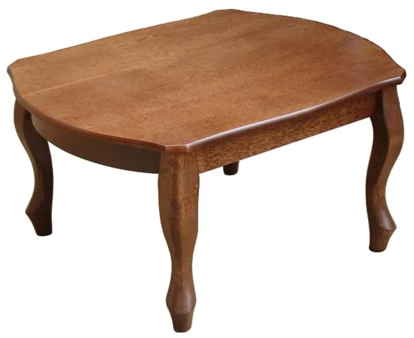 Mesa de Centro Iandra com Pés Inglês - Wood Prime NP 10604