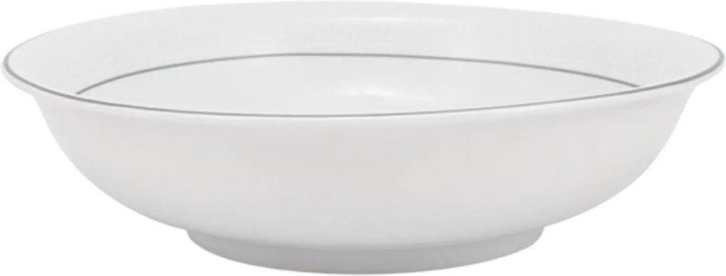 Saladeira 24 cm Porcelana Schmidt - Dec. Martha