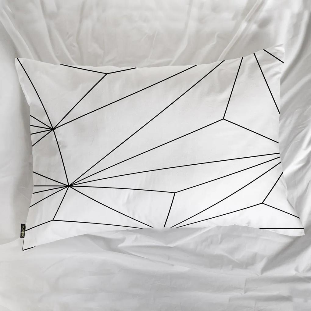 Fronha Avulsa Geométrico Branco50x70cm